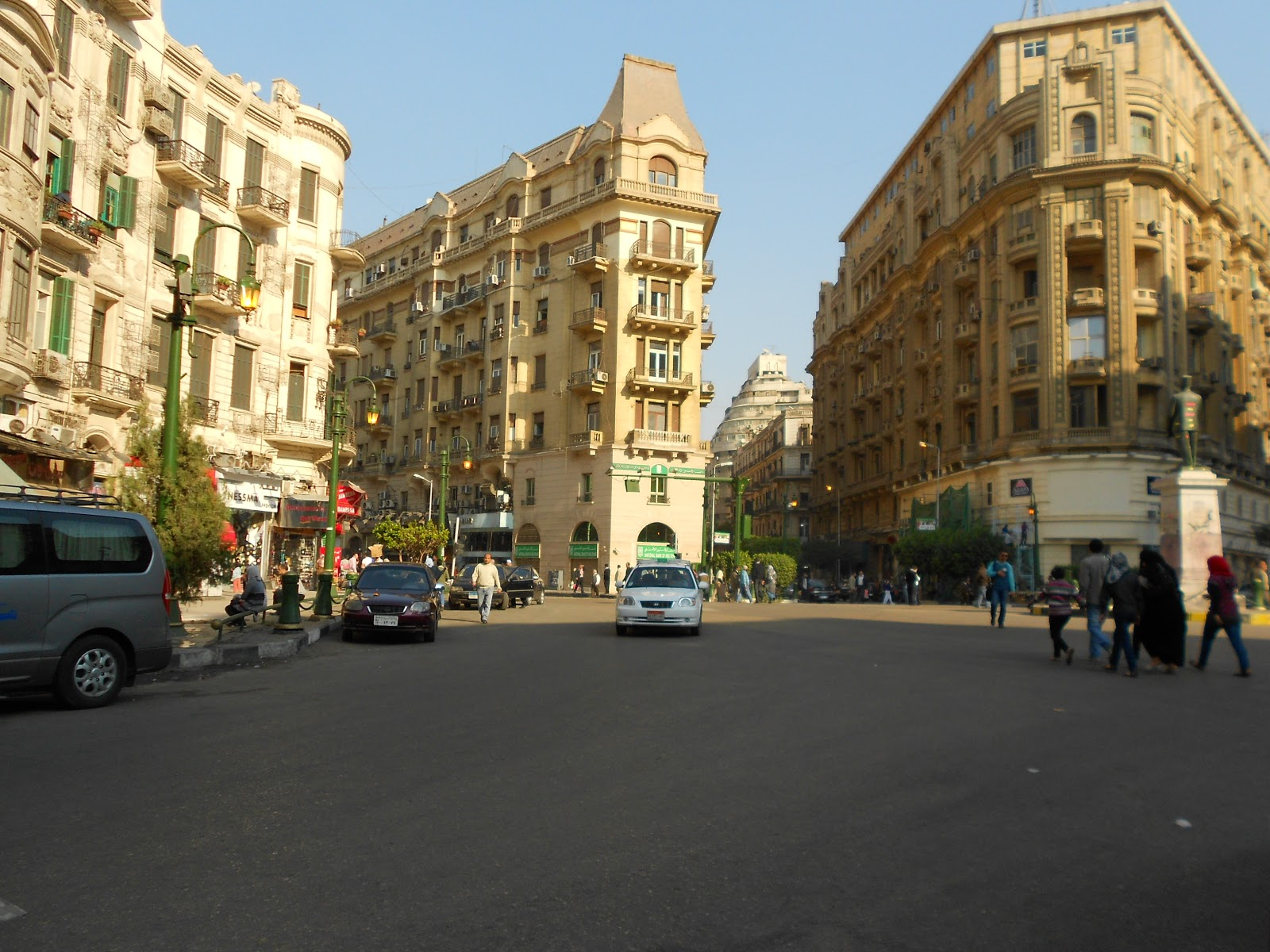 cairo downtown1